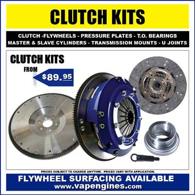 Replacement Clutch Kits