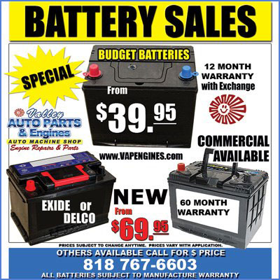 Budget Auto Car batteries