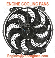 Auto engine cooling fans for sale
