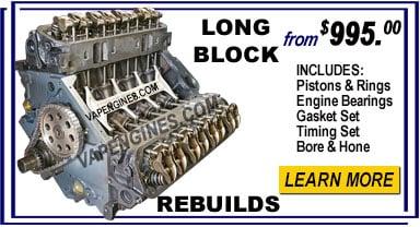 Engine Builder Auto Machine Shop & Parts- Valley Auto Parts