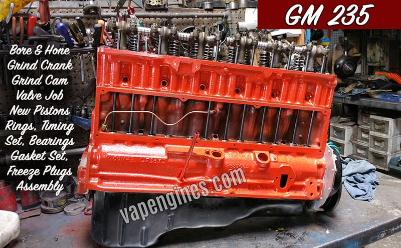 chevy GM engine Photo Gallery
