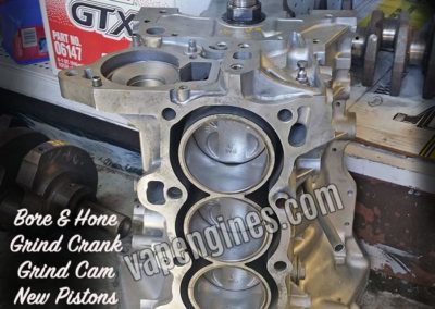 Honda 1.5 Engine Rebuild Machine Shop
