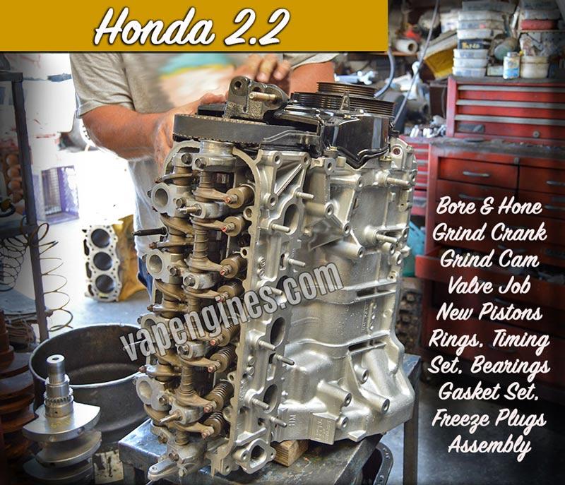 honda machine shops