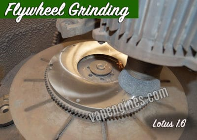 Flywheel Grind machine shop