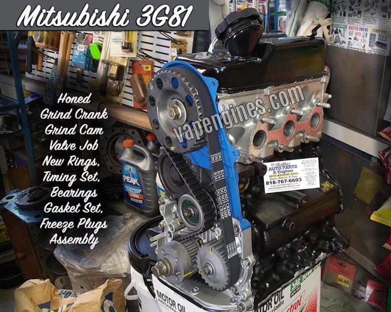 Mitsubishi Engine Gallery Mitsubishi Engine Builder