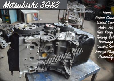 Mitsubishi 3G83 Engine Rebuild Machine Shop