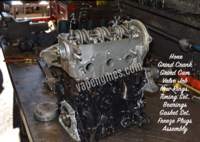 Mitsubishi Minicab 3G81 Remanufactured engine