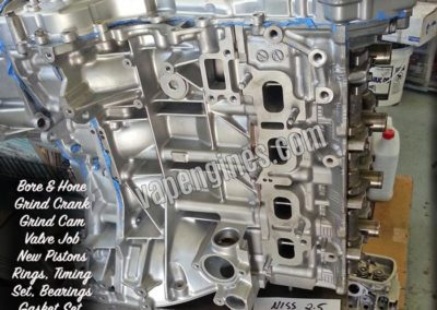 Nissan 2.5 Engine Rebuild Shop