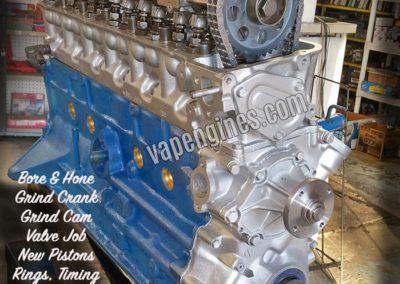 Nissan 240Z Engine Rebuild