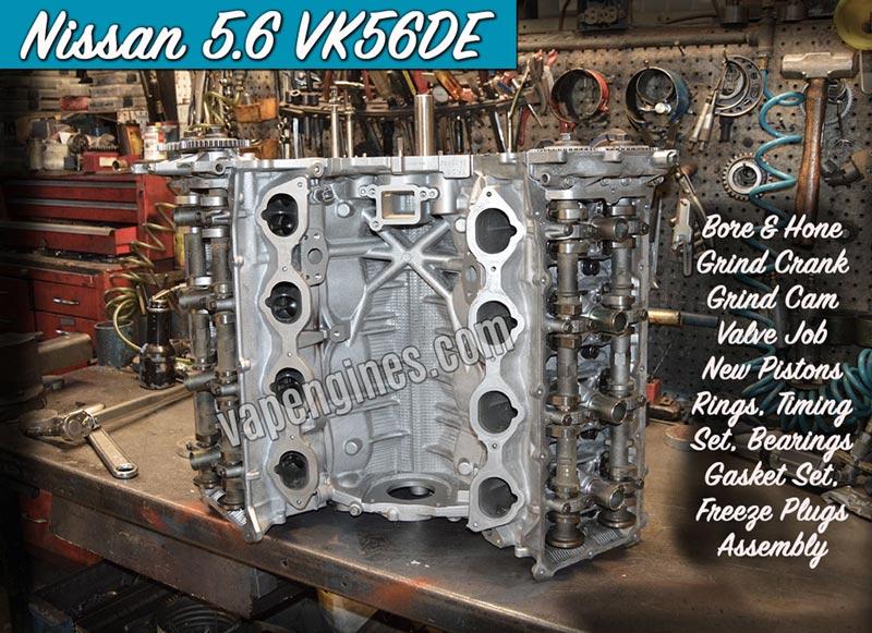 Datsun Nissan Engine Rebuild Gallery Nissan Engine