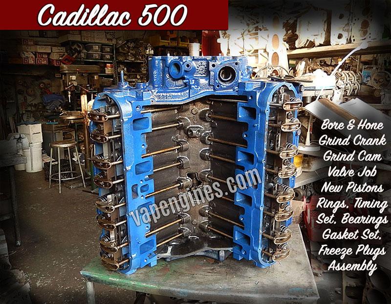 Chevy Gm Cadillac Engine Photo Gallery Engine Builder