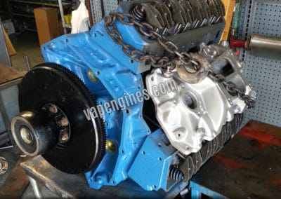 Chevy 350 Marine Engine Rebuild