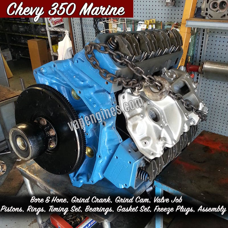 Chevy gm cadillac engine photo gallery engine builder for Outboard motor machine shop