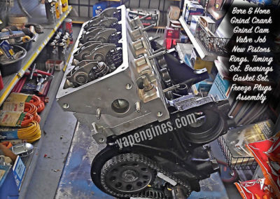 Chevy GM 2.2 Engine Rebuild Machine Shop