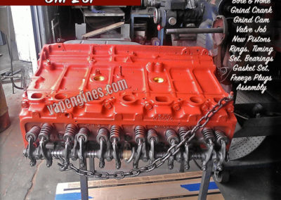 GM 261 Engine Rebuild