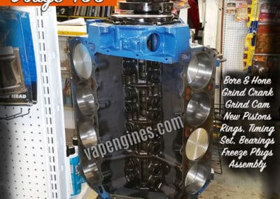 Dodge 400 Engine Rebuild Machine Shop