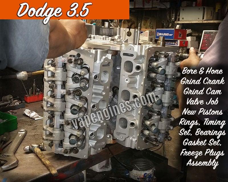 Chrysler Dodge Jeep Engine Gallery Engine Builder Machine