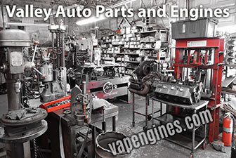 Auto Machine Shop in Los Angeles