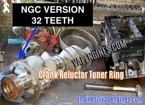 Dodge 4.7 NGC 32 Teeth Toner Reluctor Ring