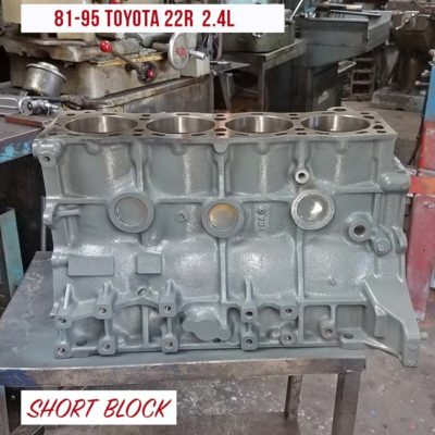 81-95 Toyota 22R short-block engine for sale