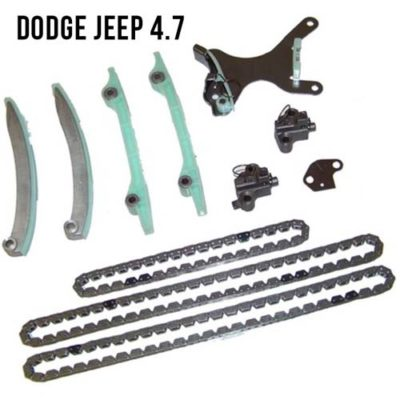 99-08 Dodge Jeep 4.7 Timing kit without gears.