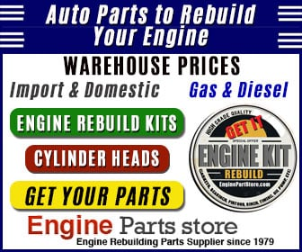 Buy engine rebuild kits and cylinders head online.