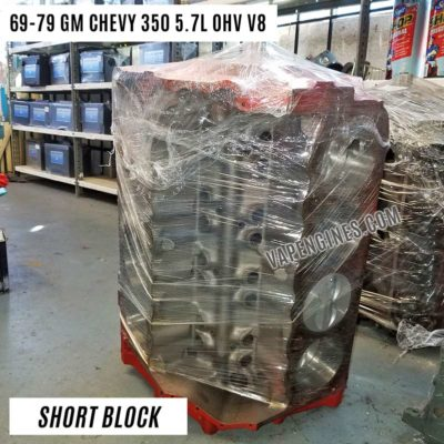 GM Chevy 350 Short Block for sale