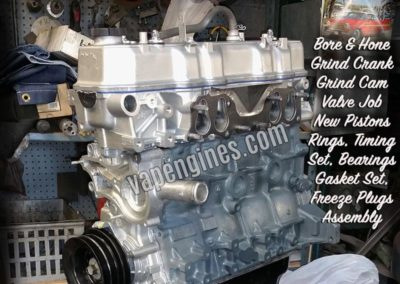 Toyota 22R 2.4 Engine Rebuilding Shop