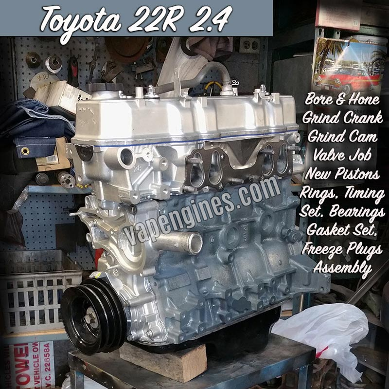 Toyota Engine Gallery Photos Of Engines We Remanufactured