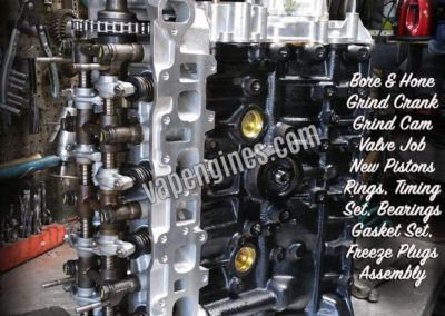 Toyota 22R Engine Rebuilding Service