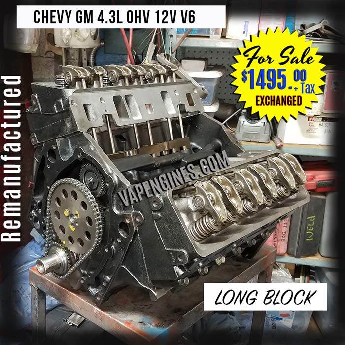 shop car truck engines remanufactured engines short or long block. Black Bedroom Furniture Sets. Home Design Ideas