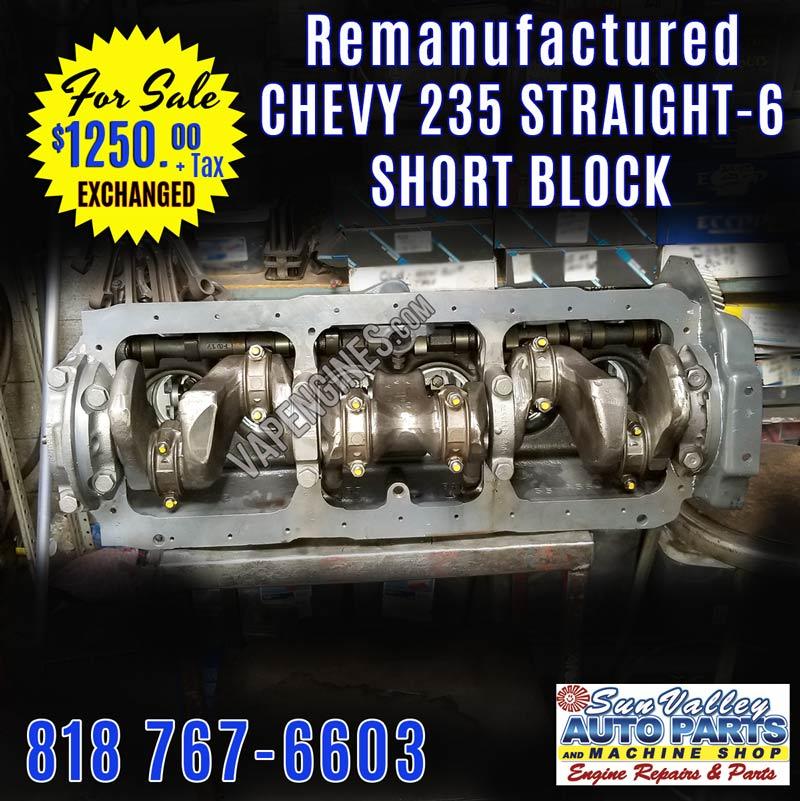 Ford Engine 235 – Jerusalem House