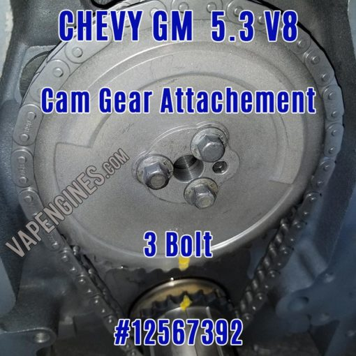 Chevy GM 5.3 V8 Short Block for Sale