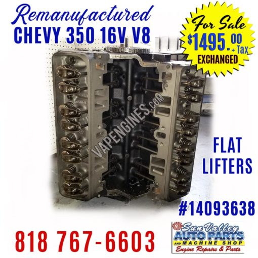 GM Chevy 350 5.7 Engine for Sale