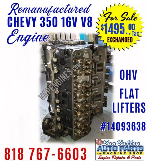 SBC 350 5.7L Engine for Sale