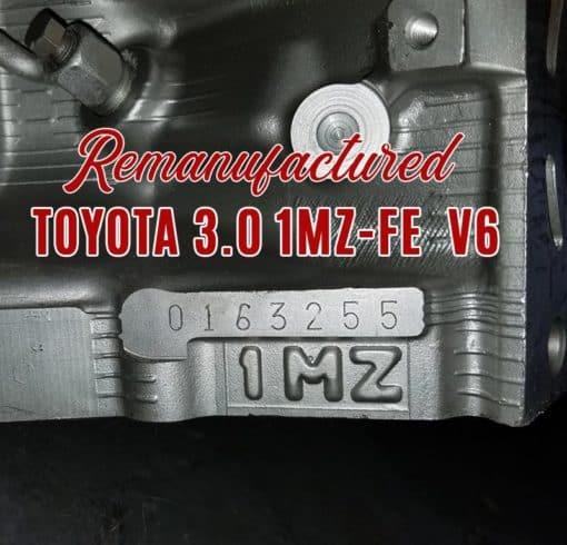 Toyota 3.0 1MZ Model Stamp
